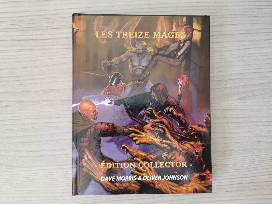 Avalanche de sorties dispos chez Brocéliande Editions 13mages